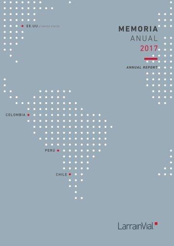Memoria LarrainVial 2017