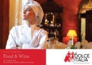 Download Food & Wine PDF - La Dolce Italia