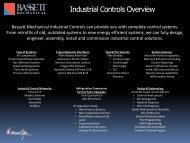 about controls... - Bassett Mechanical