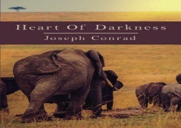 PDF Online Heart of Darkness For Full