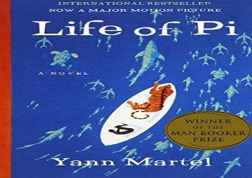PDF Download Life of Pi For Full