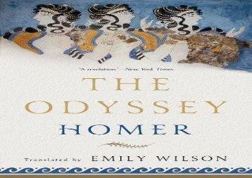 PDF Download The Odyssey Epub