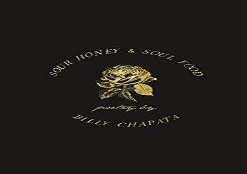 Read Online Sour Honey   Soul Food For Kindle