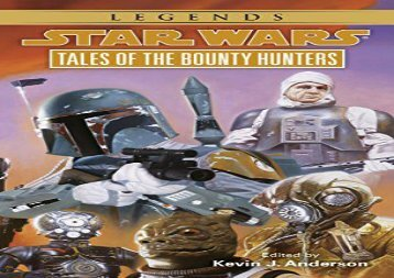 PDF Online Star Wars: Tales of the Bounty Hunters: Book 3 For Kindle