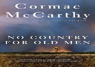Free PDF No Country for Old Men (Vintage International) Epub