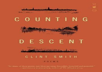 PDF Download Counting Descent Epub