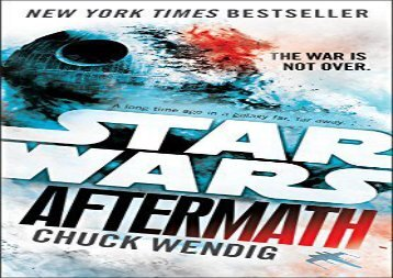 PDF Online Star Wars: Aftermath (Star Wars: The Aftermath Trilogy) Any Format