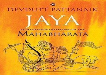Illustrated the mahabharata ebook an jaya retelling of
