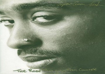 AudioBook The Rose That Grew from Concrete For Full