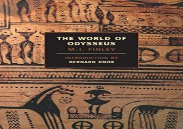 PDF Download The World of Odysseus (New York Review Books Classics) For Full