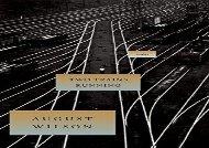 PDF Online Two Trains Running (August Wilson Century Cycle) Epub