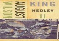 PDF Download King Hedley II For Kindle