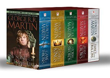 Read Online A Game of Thrones (Song of Ice and Fire) For Full