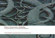 Free PDF The Poetic Edda 2/e (Oxford World s Classics) For Full