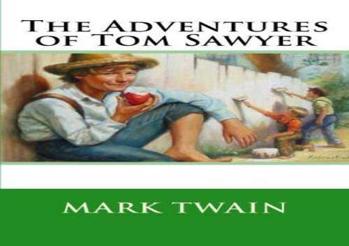 Read Online The Adventures of Tom Sawyer Any Format