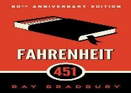 Read Online Fahrenheit 451 For Kindle