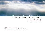 AudioBook The Cloud of Unknowing: With the Book of Privy Counsel For Kindle