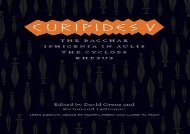Free PDF Euripides V: Bacchae, Iphigenia in Aulis, The Cyclops, Rhesus (Complete Greek Tragedies) Any Format