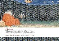 AudioBook Timaeus and Critias (Oxford World s Classics) Epub