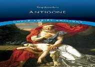 PDF Download Antigone (Dover Thrift Editions) For Full