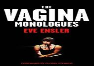 Free PDF The Vagina Monologues For Kindle