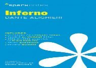 PDF Online Inferno by Dante Alighieri (Sparknotes) For Full