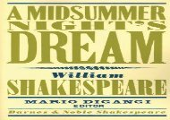Read Online Midsummers Night s Dream, A (Barnes   Noble Shakespeare) For Kindle
