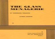 PDF Online The Glass Menagerie Epub