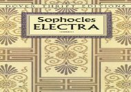 AudioBook Electra (Dover Thrift Editions) Any Format