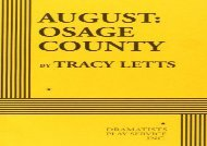 PDF Download August: Osage County For Full