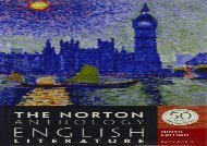 PDF Online The Norton Anthology of English Literature Any Format