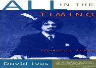 AudioBook All in the Timing (Vintage Original) Any Format