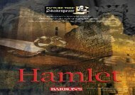 PDF Download Hamlet: Student Book (Picture This! Shakespeare) For Full
