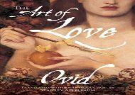 Read Online The Art of Love (Dover Books on Literature   Drama) For Kindle