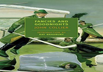 PDF Online Fancies And Goodnights (New York Review Books Classics) Review