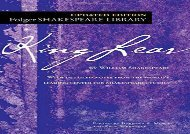 Read Online King Lear (New Folger Library Shakespeare) Review