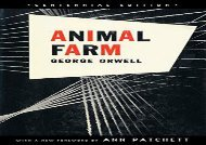 PDF Download Animal Farm For Kindle