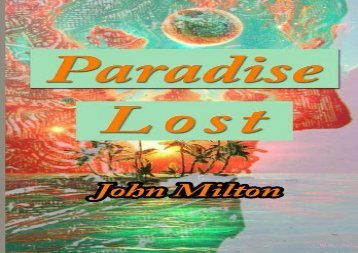 AudioBook Paradise Lost Review
