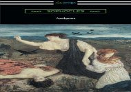 Free PDF Antigone (Translated by E. H. Plumptre with an Introduction by J. Churton Collins) For Kindle