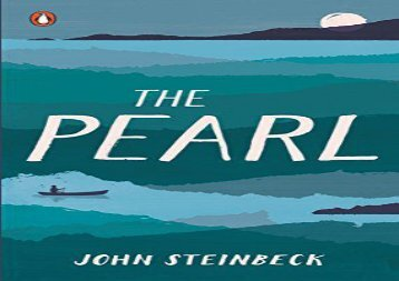 PDF Download The Pearl (Penguin Readers (Graded Readers)) For Kindle