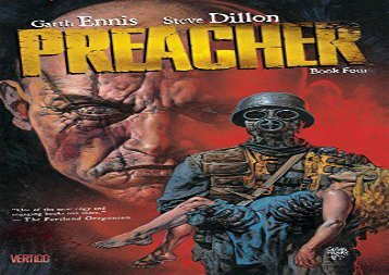 PDF Download Preacher Book 4 TP Epub
