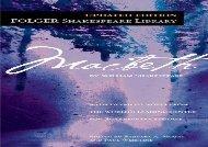 PDF Online Macbeth (Folger Shakespeare Library) Epub
