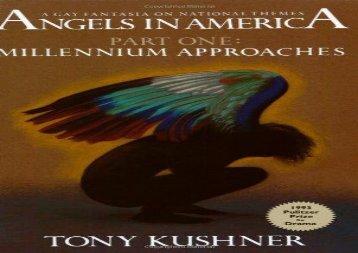 Angels In America Tony Kushner Pdf