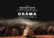 PDF Download The Norton Anthology of Drama: 1 For Kindle