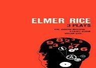 Free PDF Rice Three Plays Review