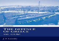 PDF Download The Defence of Greece (Aris   Phillips Classical Texts) For Full