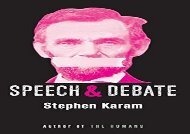 PDF Download Speech   Debate (TCG Edition) Any Format