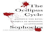 AudioBook The Oedipus Cycle: A New Translation Review