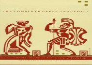 PDF Download The Complete Greek Tragedies Review