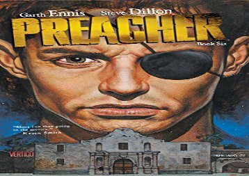 Read Online Preacher Book 6 TP (Preacher (DC Comics)) For Full